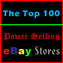 The Top 100 Power Selling eBay Stores